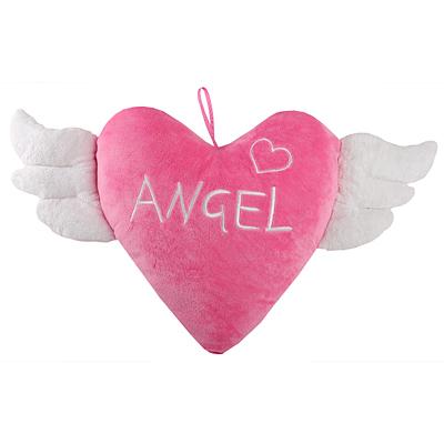Подушка декоративная 35*37см Ангел 61227 купить оптом и в розницу
