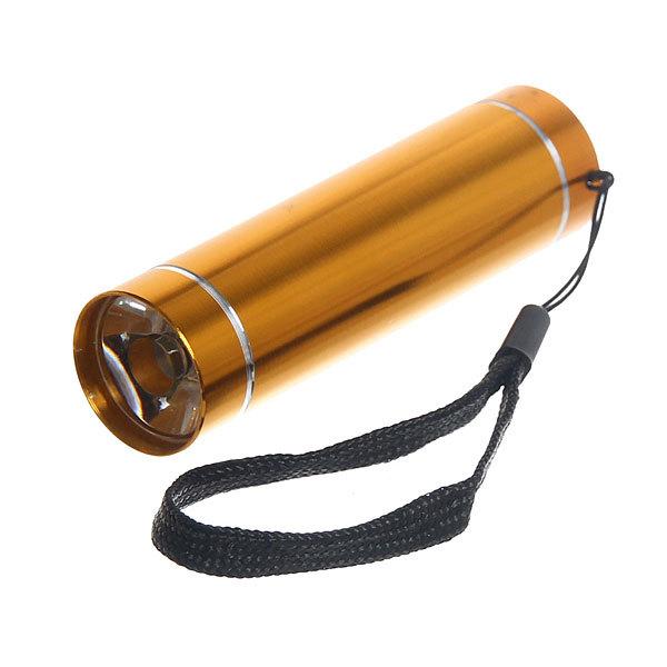 Фонарь карманный алюминий 1 LED 1W 3ААА купить оптом и в розницу