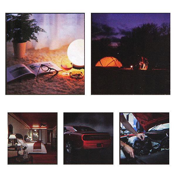 Фонарь туристический декоративный ″Капля″ 1 LED 1W 3ААА,3 режима, крепление подвес+магнит купить оптом и в розницу
