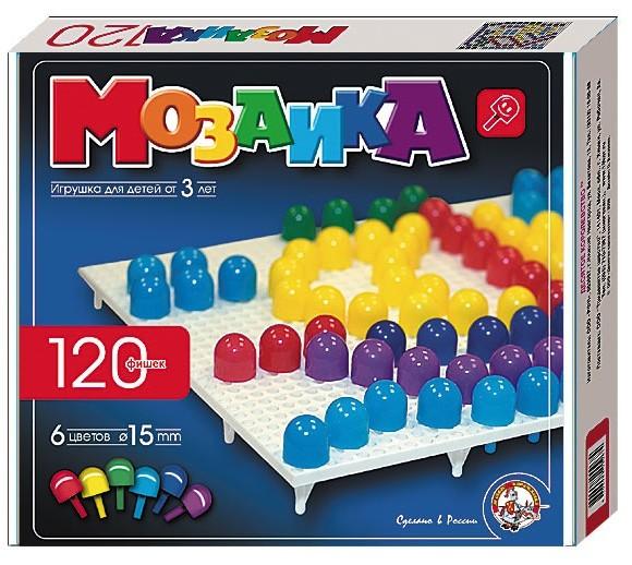 Мозаика 15/120 цветн. 965 /10/ купить оптом и в розницу