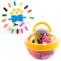 Набор ДТ Тесто для лепки 16 цв. формочки 63934 Color Puppy купить оптом и в розницу