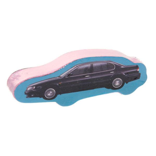 Полотенце прессованное 30*30см Машина купить оптом и в розницу