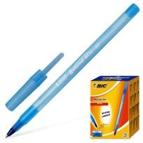 Ручка шарик синий Раунд 921403 /Bic/ Цена за 1 шт. купить оптом и в розницу