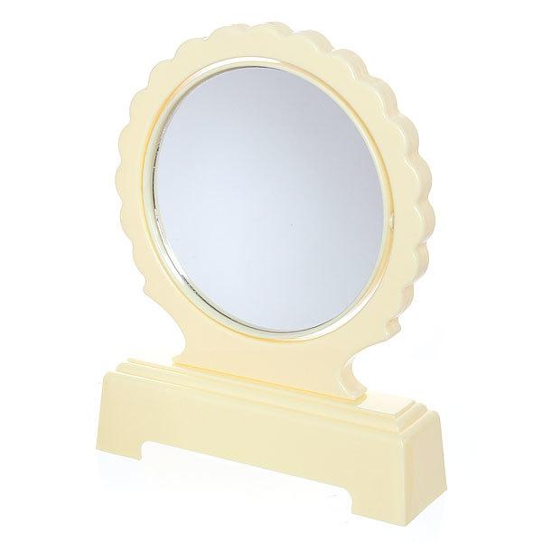Зеркало настольное ″Ажур″ h-25 451-11 купить оптом и в розницу