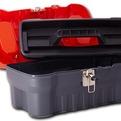 """Ящик для инструментов Expert 22"""" черный/оранжевый *7 купить оптом и в розницу"""