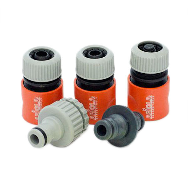 Комплект коннекторов 1/2″ базовый 5 предметов ARIOLA Чехия 00703ST купить оптом и в розницу