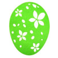 Салфетка на стол 40*31см Ажурная, Яйцо пасхальное купить оптом и в розницу