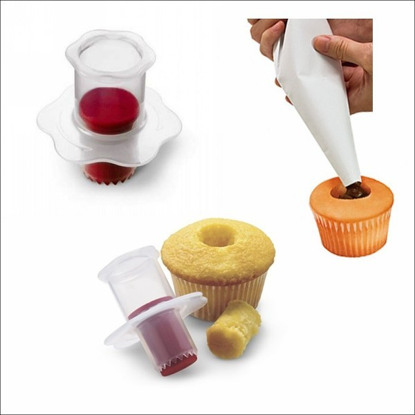 Прибор для удаления сердцевины кексов 6*2,3 см купить оптом и в розницу