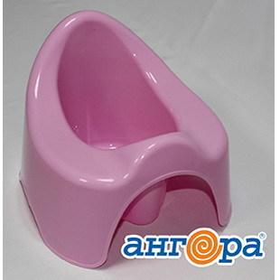 Горшок детский розовый А7200рз купить оптом и в розницу