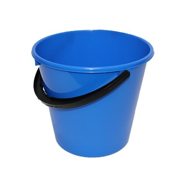 Ведро 7л Примула голубое *20 (Ангора) купить оптом и в розницу