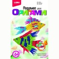 Набор ДТ Модульное оригами Рыбки Мб-023 Lori купить оптом и в розницу