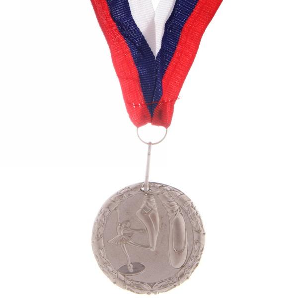 Медаль ″ Танцы ″- 2 место (4,5см) купить оптом и в розницу