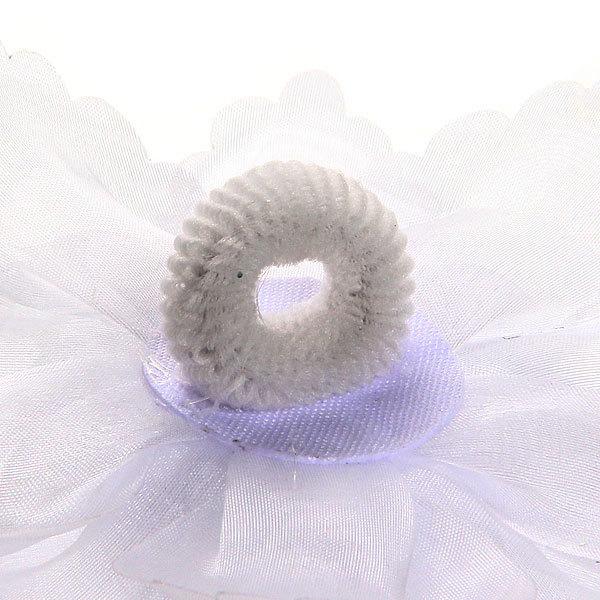 Бант для волос ″Тифани - бабочка″, цвет микс d-10см купить оптом и в розницу