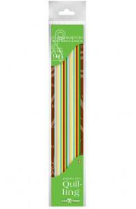Картон цветной 96 полос 5мм, 6цв. гофрированный д/квиллинга купить оптом и в розницу