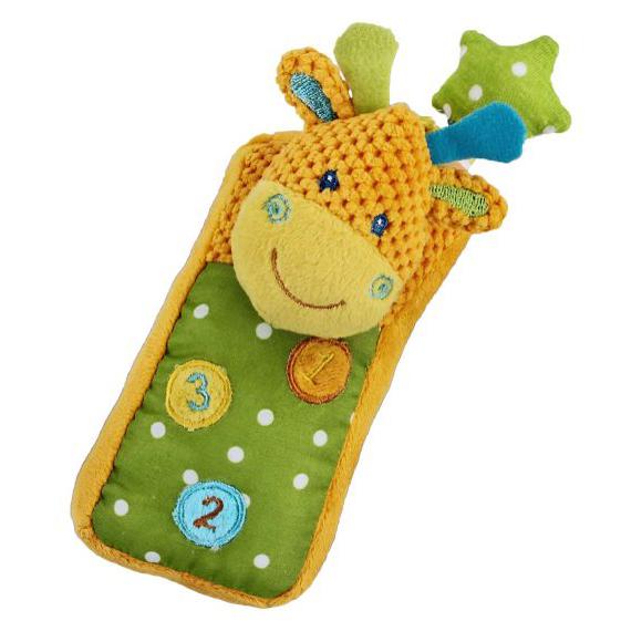 Игрушка разв. 93809 Телефон Жирафик Жирафики купить оптом и в розницу