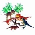 Набор животных 1toy Т50481 Динозавры купить оптом и в розницу