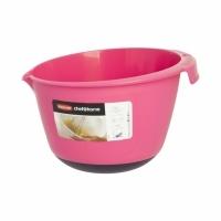Кухонная миска chef@home 1,8 л розовый/ *6 шт купить оптом и в розницу