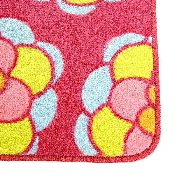 Коврик для ванной ″Разноцветные цветы″ 50*80 см купить оптом и в розницу