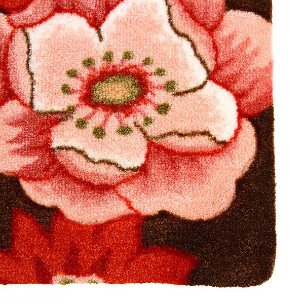 Коврик для ванной ″Райский сад″ 48*78 см купить оптом и в розницу