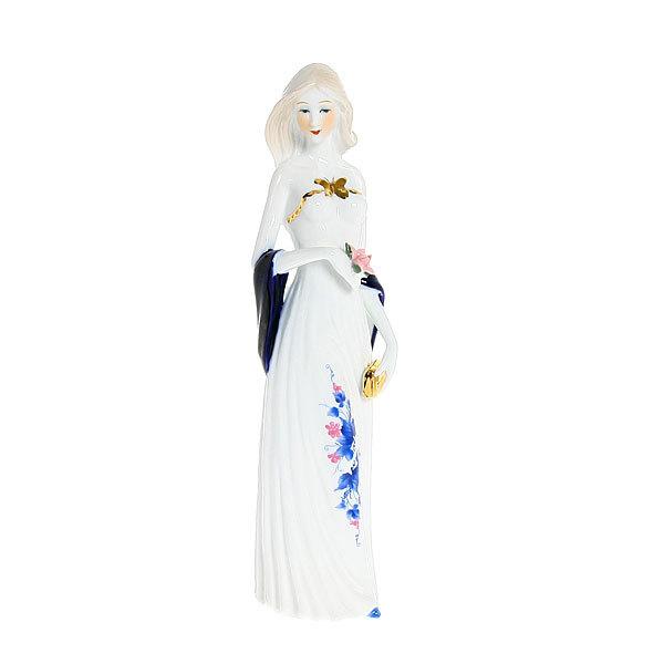 Статуэтка керамическая 29,5см ″Мадам Адель″ купить оптом и в розницу