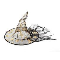 Шляпа карнавальная ″Маг″ с волосами 020-5 купить оптом и в розницу