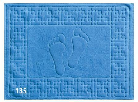 ПЦ-103-01797 полотенце 50х70 махр FOOTSTEP цв.135 купить оптом и в розницу