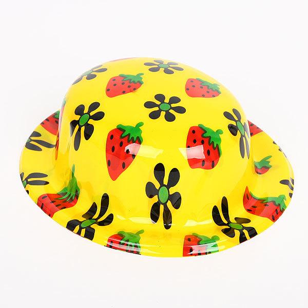 Шляпа карнавальная ″Котелок Смайлики″ 020-3 купить оптом и в розницу
