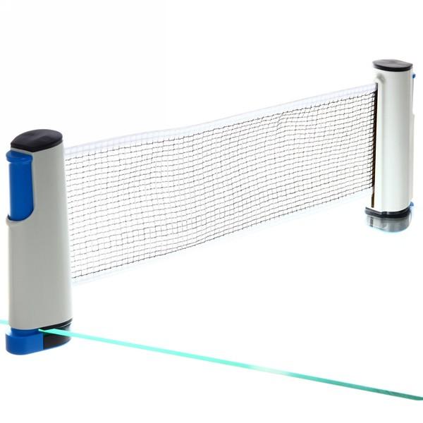 Теннис настольный Сетка с креплением (складная) купить оптом и в розницу