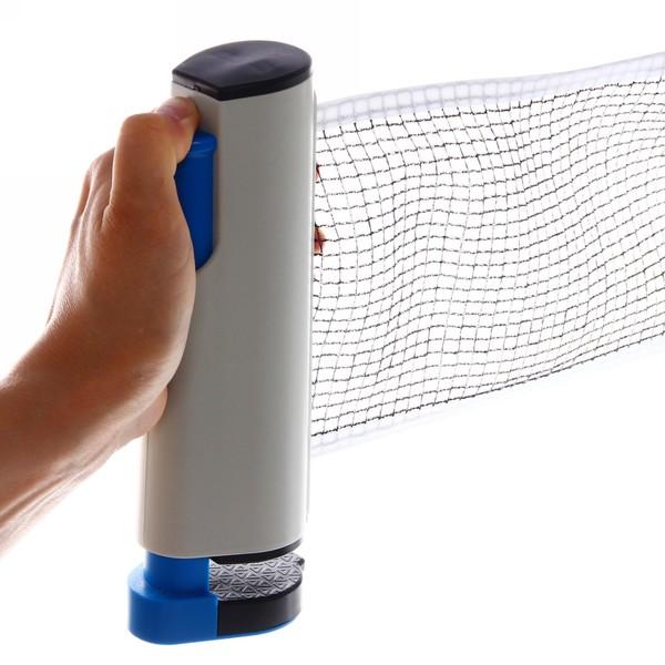 Сетка с креплением для настольного тенниса Scroll, складная (длина до 2 м) купить оптом и в розницу