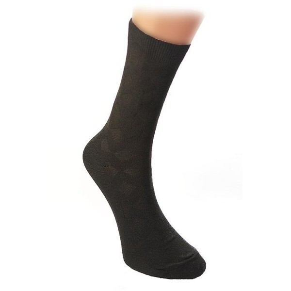 Носки мужские с-203 р-р т. серые 25, хлопок 80% купить оптом и в розницу