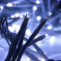 Гирлянда твинклайт 2м, 200 ламп микроLED, ″Фейерверк″, белый с удлинит купить оптом и в розницу