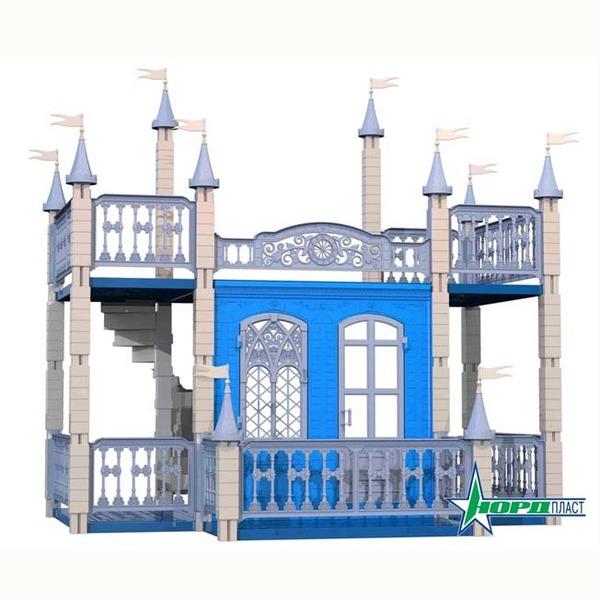 Дом 593 Замок Снежная королева Норд /2/ купить оптом и в розницу