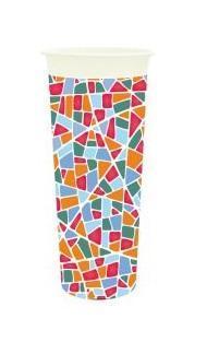 Ваза для цветов Модерн D 112 mm *18 купить оптом и в розницу