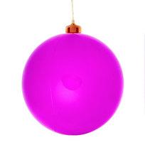 Новогодний шар ″Пурпурный гранат ″ 15см купить оптом и в розницу