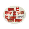 Набор чайный керамический 3 предмета ″Лондон″ (чайник 200мл +чайная пара) купить оптом и в розницу