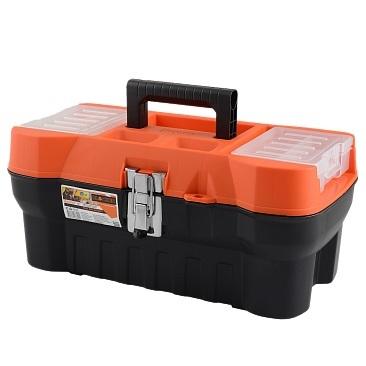"""Ящик для инструментов ROCKET 16"""" черный/оранжевый *12 купить оптом и в розницу"""