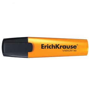 Маркер выд.Erich Krause V-12 клин/жало оранжевый 0,6-5,2мм купить оптом и в розницу