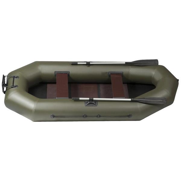 Лодка надувная ″Лоцман″ C-300-М ЖСП, передвижные сидения, цвет серый купить оптом и в розницу
