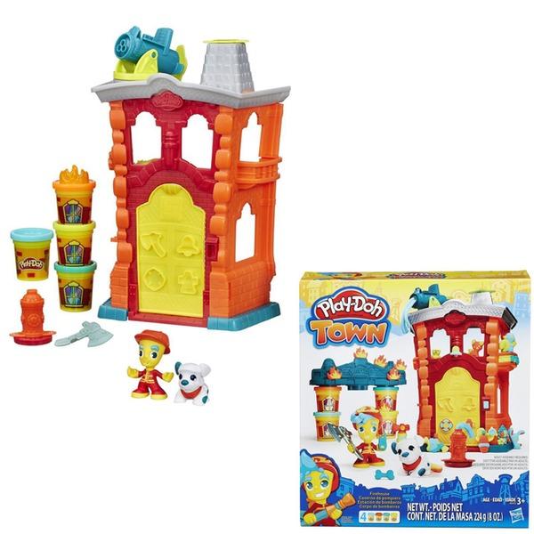 Play-Doh Набор Город пожарная станция В3415 купить оптом и в розницу
