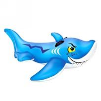 Игрушка для плавания верхом 154*104 см Акула Intex (56567) купить оптом и в розницу