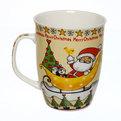 Кружка керамическая 300мл ″Веселое Рождество″ купить оптом и в розницу