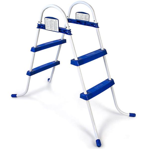 Лестница для бассейна H-76 см Bestway (58046) (58329) купить оптом и в розницу