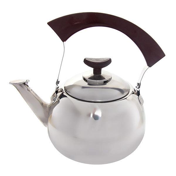 Чайник металлический 2 л матовый купить оптом и в розницу