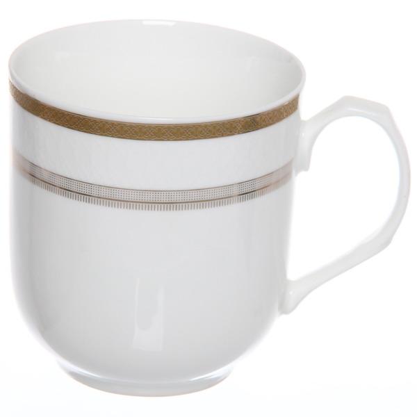 Кружка керамическая с крышкой 300мл ″Королевское чаепитие″ 3 купить оптом и в розницу