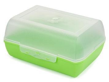 Ланч-бокс 1,5 л (салатный)   *16 купить оптом и в розницу