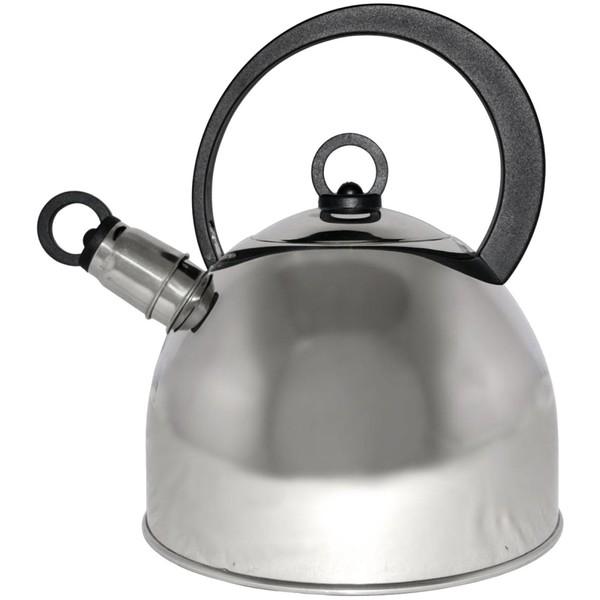 Чайник из нержавеющей стали 2,2л со свистком купить оптом и в розницу