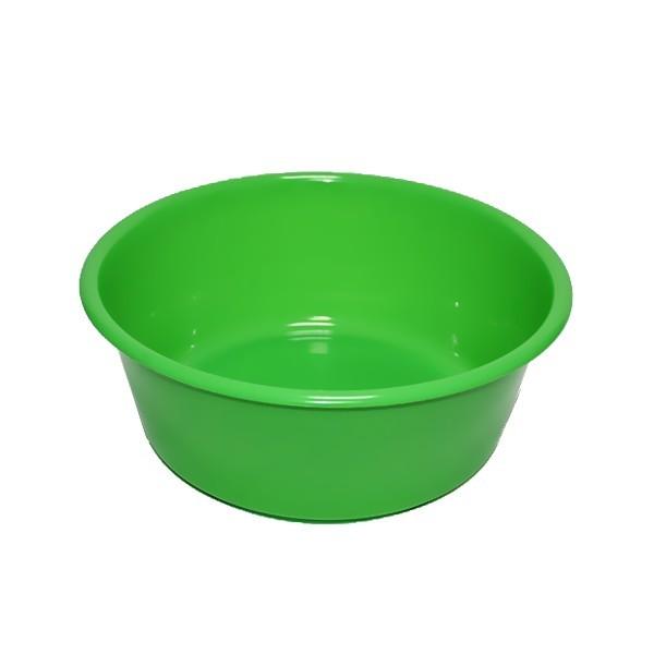 Таз 10л Кливия зеленый купить оптом и в розницу