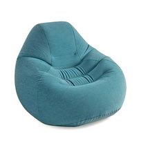 Кресло надувное Deluxe Beanless Bag 122*127*81 см, Intex (68583) купить оптом и в розницу