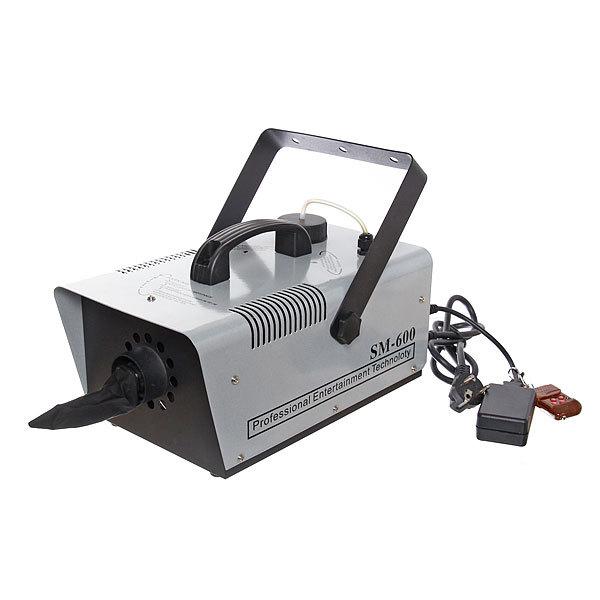 Прибор Генератор снега WS-144 600W, (до 30 куб/мин), бак 2л купить оптом и в розницу
