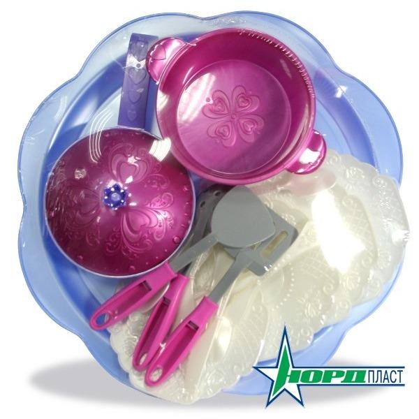 Набор посуды 616 Кухонный сервиз на поддоне Норд /12/ купить оптом и в розницу